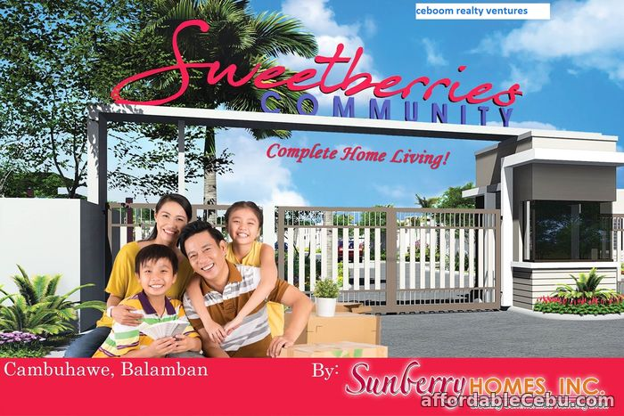 1st picture of Low Cost House in Balamban SweetBerries Community For Sale in Cebu, Philippines