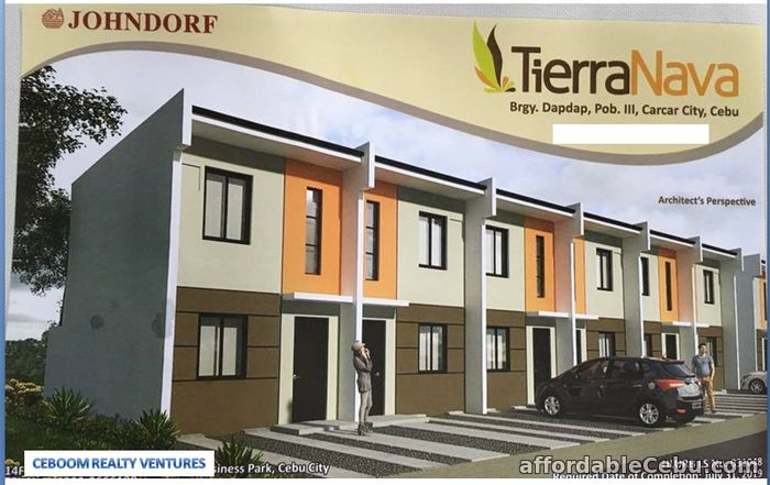 3rd picture of Tierra Nava in Carcar Townhouse for sale For Sale in Cebu, Philippines