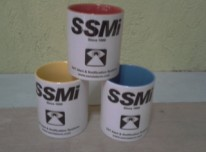 2nd picture of for sale everything u need for corporate mugs/ bottom pins/ ids and others For Sale in Cebu, Philippines