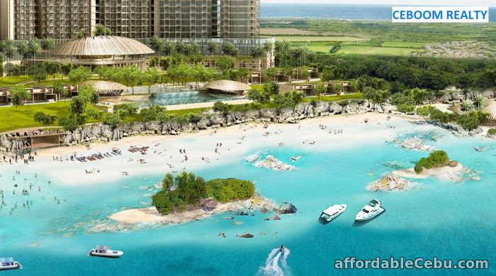 1st picture of 2 BR Condo Resorts in Punta engano - Aruga For Sale in Cebu, Philippines