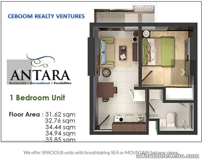 5th picture of Antara Condominium in Lawaan Cebu For Sale in Cebu, Philippines