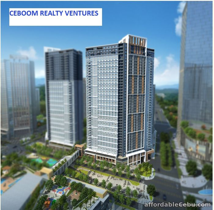 1st picture of Studio High Ceiling - Mandani Bay Quay Tower For Sale in Cebu, Philippines
