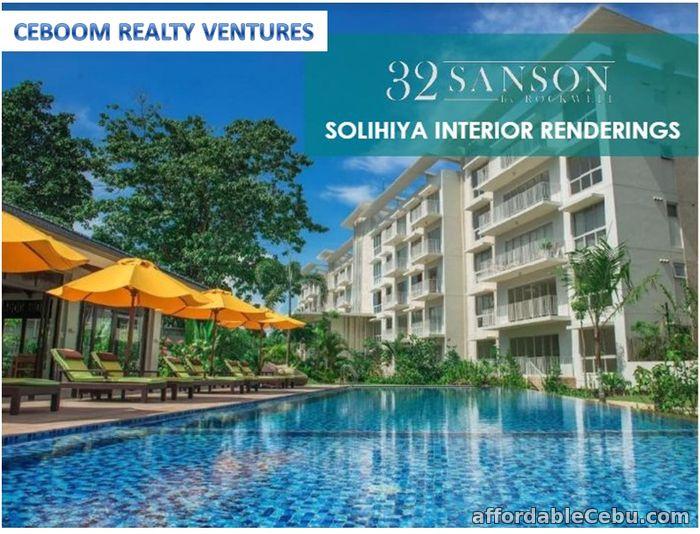 4th picture of 32 Sanson Condominium Studio Lahug Cebu For Sale in Cebu, Philippines