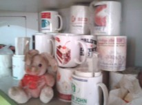 1st picture of for sale everything u need for corporate mugs/ bottom pins/ ids and others For Sale in Cebu, Philippines