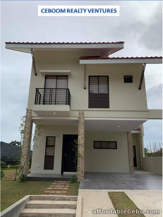 1st picture of Luana Dos Subd Minglanilla Single Detached 2 Parking For Sale in Cebu, Philippines