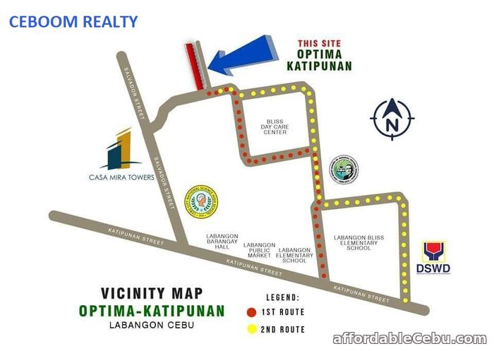 4th picture of 2 BR Modern Zen Townhouse for sale in Katipunan Labangon For Sale in Cebu, Philippines