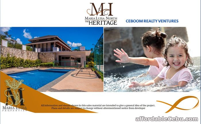 3rd picture of Lot for sale near Fooda Consolacion - The Heritage by Maria Luisa For Sale in Cebu, Philippines