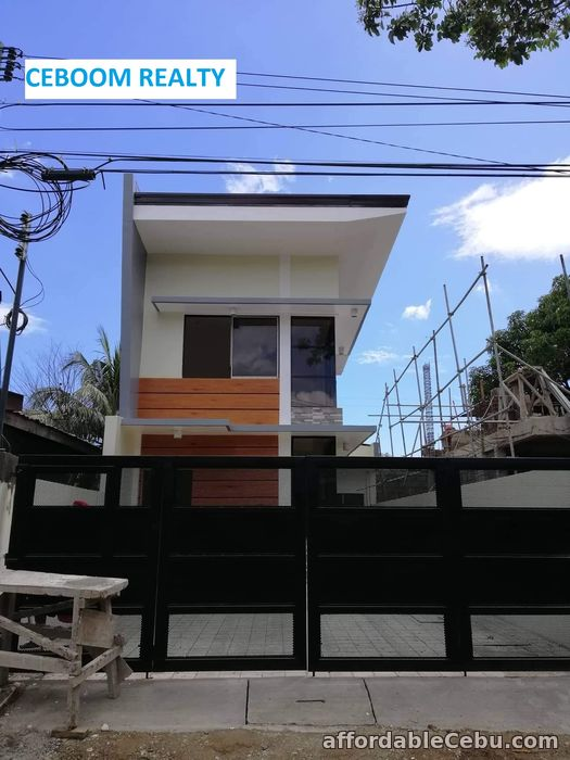 1st picture of RENT-TO-OWN HOUSE IN MINGLANILLA TUNGHAAN For Sale in Cebu, Philippines