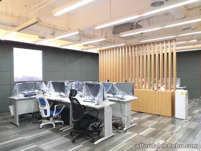1st picture of Flexible Workplaces Included in BPOSeats' Seat Lease Service For Rent in Cebu, Philippines