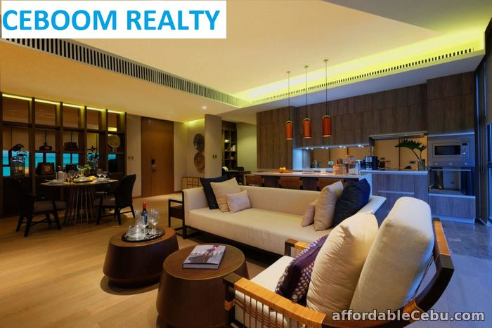 4th picture of 3 Bedroom w/ own Garden and Pool at The Residences Mactan For Sale in Cebu, Philippines