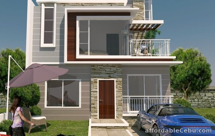 1st picture of Single Attached w/ Roof Deck Liloan For Sale in Cebu, Philippines