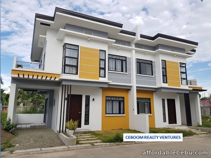 1st picture of Duplex House for sale in Minglanilla - Kahale For Sale in Cebu, Philippines