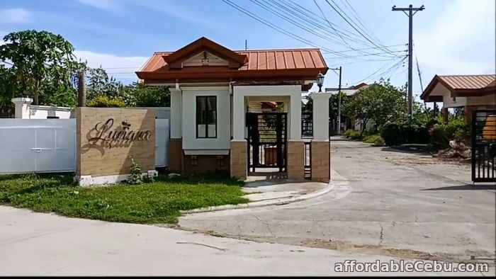 1st picture of Luciana Homes Cordova Townhouse For Sale in Cebu, Philippines
