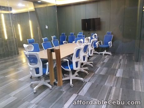 1st picture of SEAT LEASE - All of our spaces are built out! For Rent in Cebu, Philippines