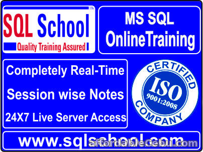 1st picture of PROJECT ORIENTED LIVE Online Training ON SQL Server 2017 Announcement in Cebu, Philippines