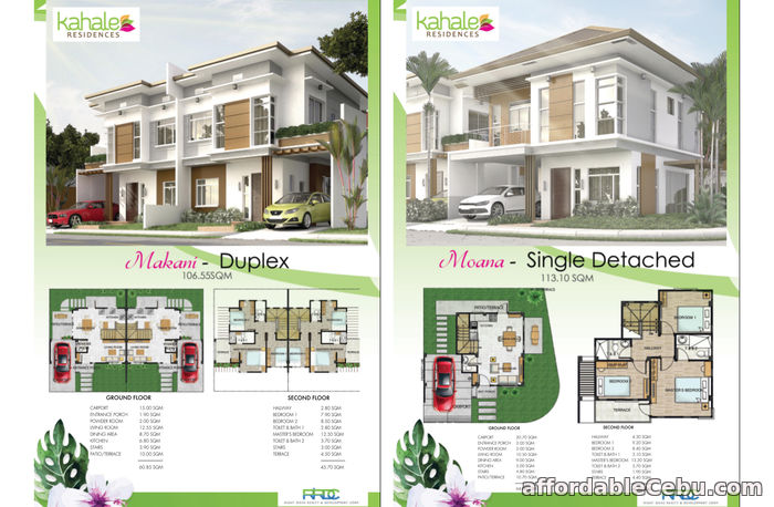 5th picture of Minglanilla House for Sale Kahale Residences Duplex 3BR For Sale in Cebu, Philippines