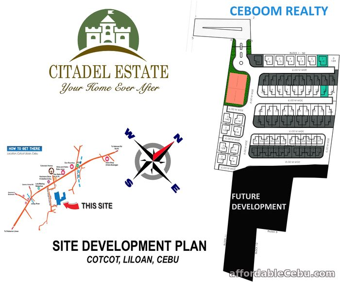 3rd picture of Citadel Estates Liloan p Isabella single detached For Sale in Cebu, Philippines