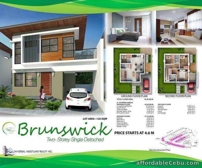 4th picture of Crescent Ville Minglanilla House for sale For Sale in Cebu, Philippines