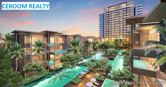1st picture of Courtyard Pool Villa at The Residences Mactan For Sale in Cebu, Philippines