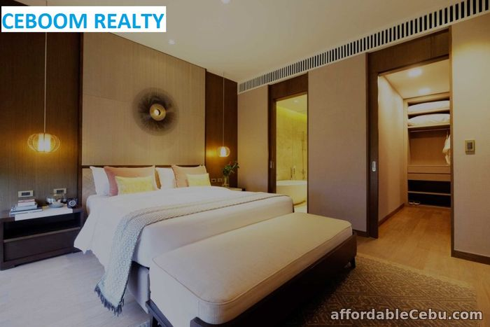 4th picture of Resort Condominium at The Residences 3 BR w/ own Pool For Sale in Cebu, Philippines
