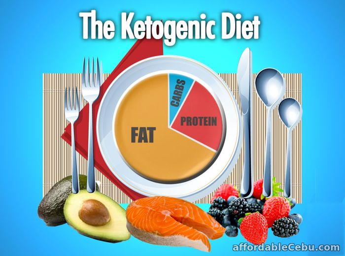1st picture of The Truth About The Ketogenic Diet For Sale in Cebu, Philippines