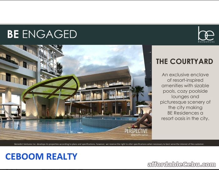 5th picture of Be Residences One Bedroom For sale Condo For Sale in Cebu, Philippines
