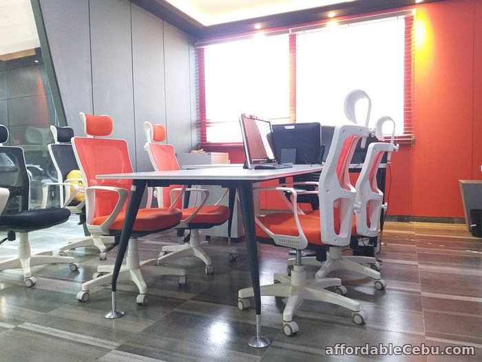 1st picture of New Seat Lease Office Spaces At A Reasonable Price For Rent in Cebu, Philippines