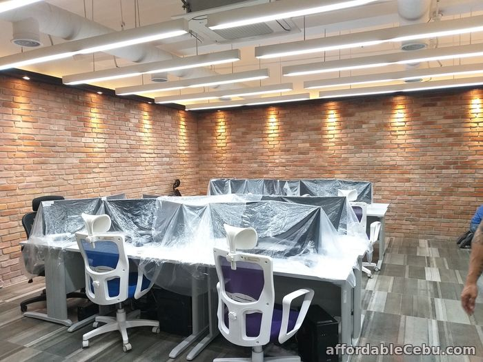 2nd picture of New Seat Lease Office Spaces At A Reasonable Price For Rent in Cebu, Philippines