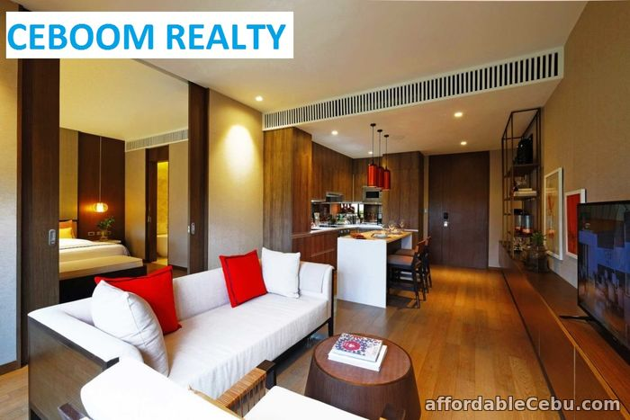 1st picture of Resort Condominium at The Residences 3 BR w/ own Pool For Sale in Cebu, Philippines