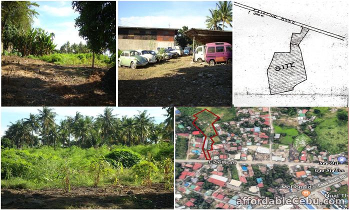 1st picture of Commercial Lot for Rent or Sale in Linao Talisay For Rent in Cebu, Philippines