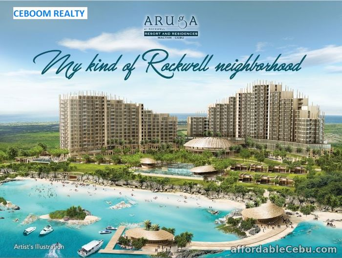 5th picture of 3 BR Beach Front Condo Resort in Mactan - Aruga click here.. For Sale in Cebu, Philippines
