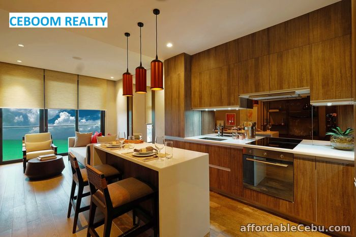 2nd picture of Resort Condominium at The Residences 3 BR w/ own Pool - Buy Me For Sale in Cebu, Philippines