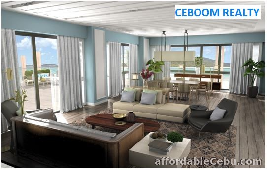 3rd picture of 3 BR Beach Front Condo Resort in Mactan - Aruga click here.. For Sale in Cebu, Philippines