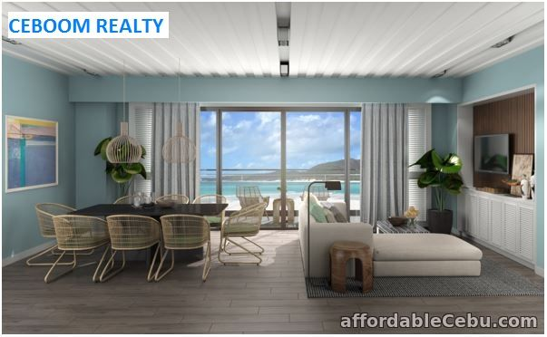 2nd picture of 3 BR Beach Front Condo Resort in Mactan - Aruga click here.. For Sale in Cebu, Philippines