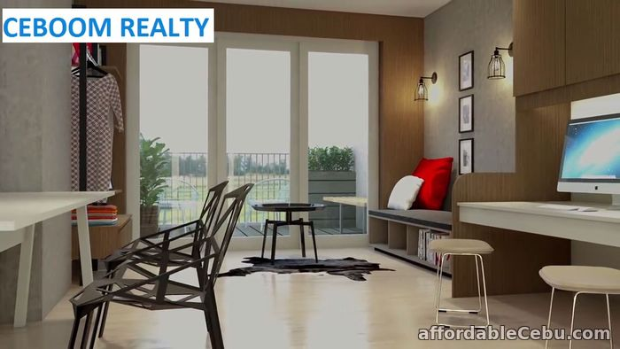 3rd picture of Studio Suites Home Office at Meridian Cebu City - Click Me For Sale in Cebu, Philippines