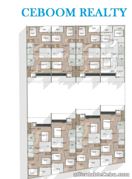 3rd picture of Walking distance to Main road Townhouse in Maguikay For Sale in Cebu, Philippines