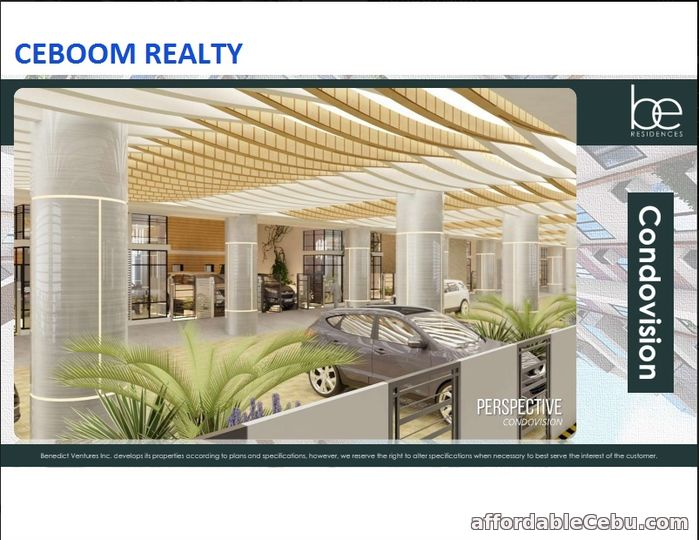 2nd picture of See Details - Condo w/ direct Parking in Lahug at Be Residences For Sale in Cebu, Philippines