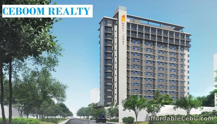3rd picture of West Jones Residences Condo For Sale Cebu City For Sale in Cebu, Philippines