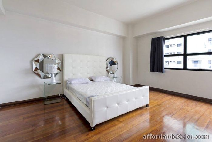 4th picture of Fully Furnished 3 Bedroom unit at Avalon Condominium Ayala For Rent in Cebu, Philippines