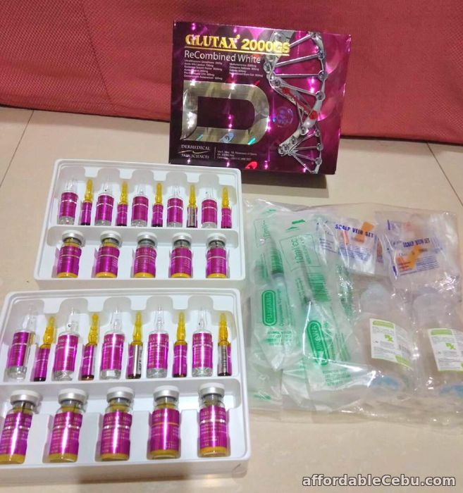 1st picture of glutax 2000gs For Sale in Cebu, Philippines