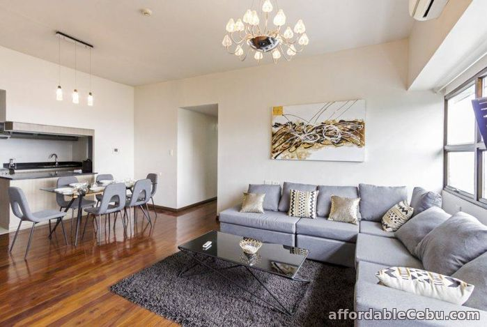 3rd picture of Fully Furnished 3 Bedroom unit at Avalon Condominium Ayala For Rent in Cebu, Philippines