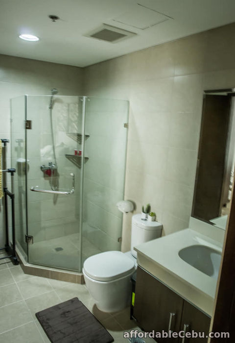 4th picture of Condo For Rent at Padgett Place 1 Bedroom For Rent in Cebu, Philippines