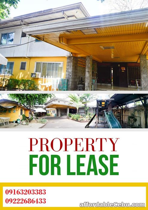 1st picture of Property For Lease Ideal for Restaurants, School, Office For Rent in Cebu, Philippines