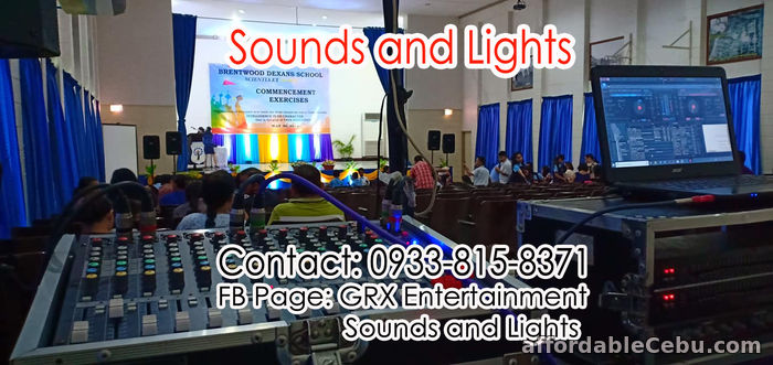 5th picture of Sound System for Rent Cebu City For Rent in Cebu, Philippines