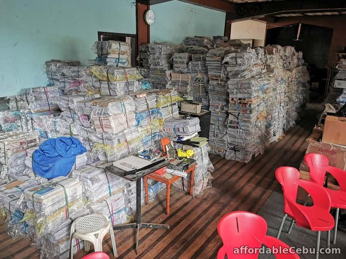 1st picture of Scrap Newspaper Bundles for Sale in Cebu, Philippines For Sale in Cebu, Philippines