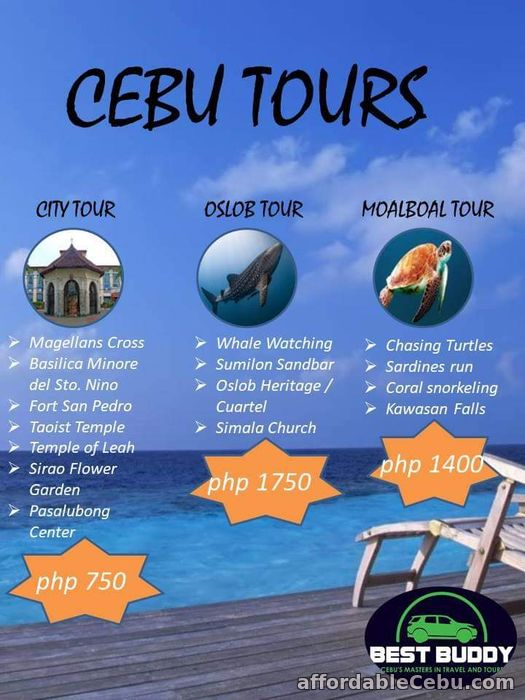 1st picture of Affordable Tour Offer in Cebu, Philippines