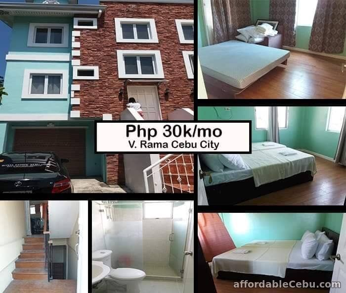 1st picture of House for rent at 188 Sunflower Drive Mimosa in V. Rama Cebu City For Rent in Cebu, Philippines