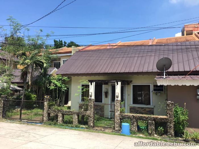 1st picture of Bungalow House for rent in Talamban with parking For Rent in Cebu, Philippines