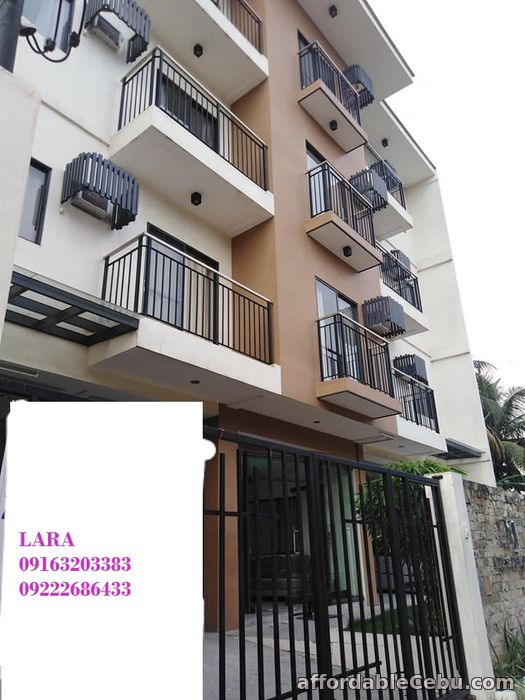 1st picture of Apartment for rent w/ 2 to 3 BR and 1 parking in AS Fortuna For Rent in Cebu, Philippines