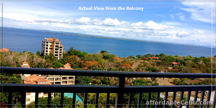 2nd picture of 15th Floor Amisa Mactan with Full Sea / Ocean View For Sale in Cebu, Philippines